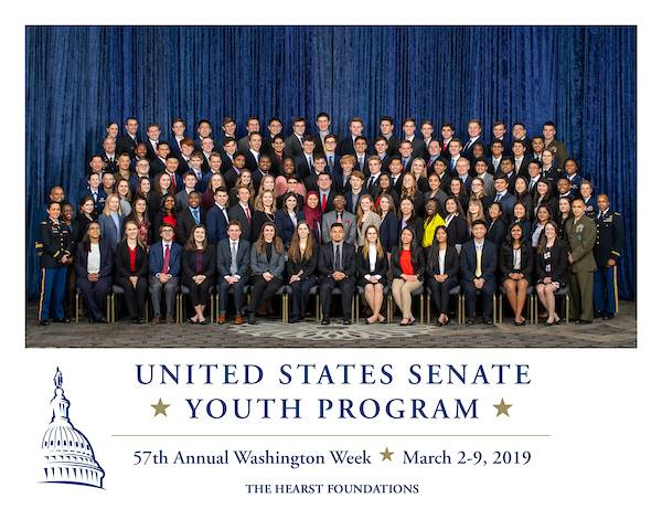2018-2019 Scholarship Group Photo